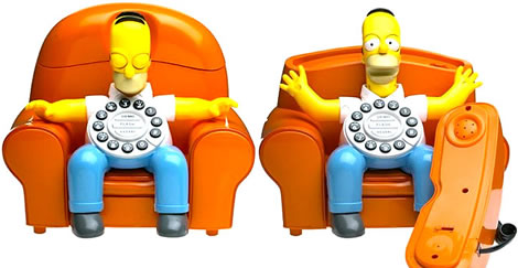 The Homer Phone