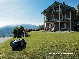 AUTOMOWER robotic lawn mower