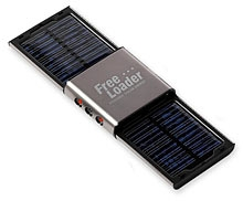 FreeLoader Portable Solar Charger