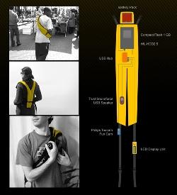 Spy Backpack Porta2030