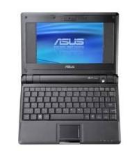 black Asus Eee PC