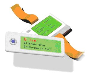 Bluetooth Enabled Electronic Band Aid Two