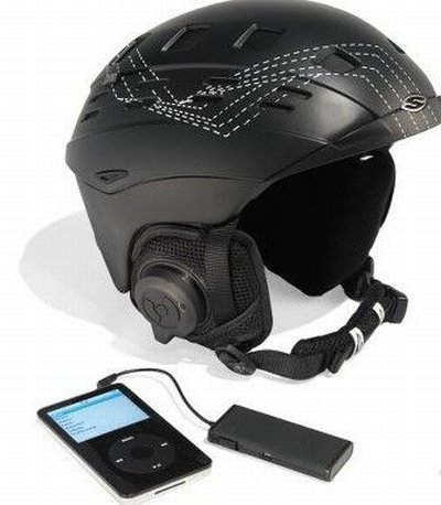 Bluetooth Helmet provides music, distraction while snowboarding » Coolest
