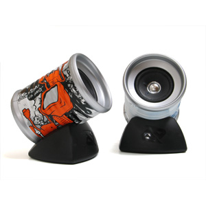 Boosted Tin Can Speaker