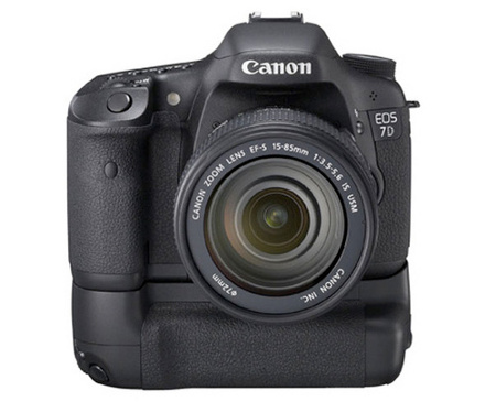 Canon EOS 7D Studio Version