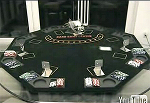 Robotic dealer