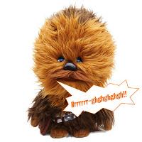 chewie plush