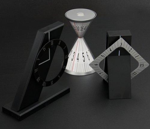 3 cool clocks