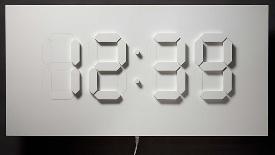 D/A Clock