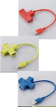 elecom usb ports