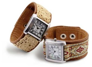 Crochet Trimmed Watches