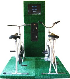 Cyclepong 2.0
