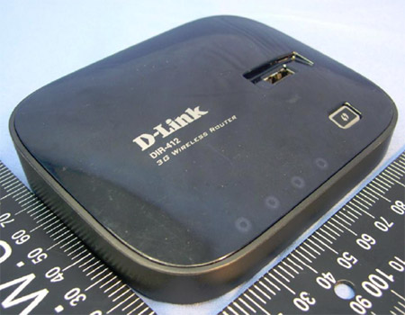 d-link DIR-412 3.5G Wireless Router