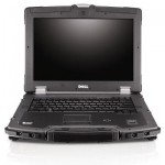 Dell Latitude E6400 XFR - The Rugged Laptop With Ballistic Armor