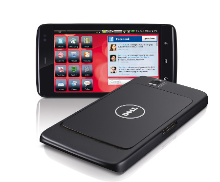 dell streak Dell Streak arrives in the US at long last