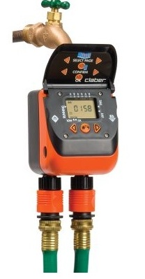 Dual Hose Programmable Timer (t)