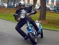 e-Snake-tilting-scooter