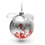 TannenBomb Prank Holiday Ornament