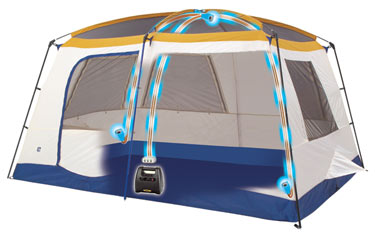 Eureka N!ergy Tent