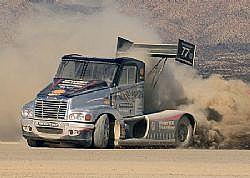 diesel race truck