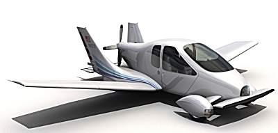 Transition Car plane