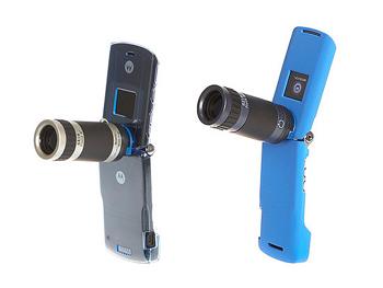 Mobile phone lens