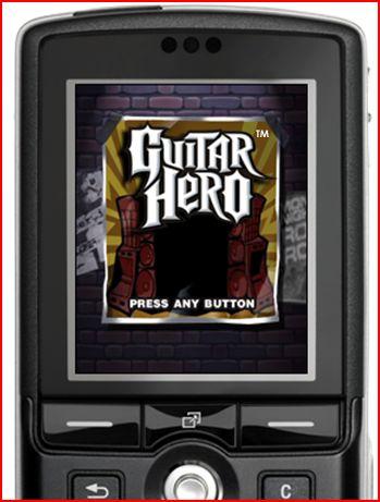 Guitar Hero Mobile
