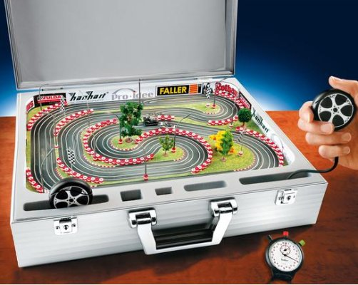 Scale Mario Slot Car Tracks For Sale