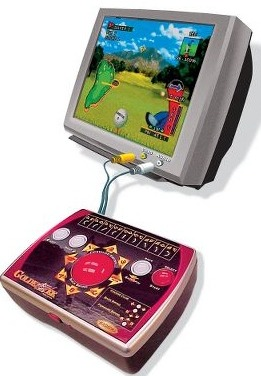 Golden Tee for your TV
