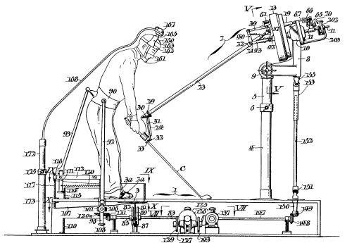 Golf Practice Apparatus