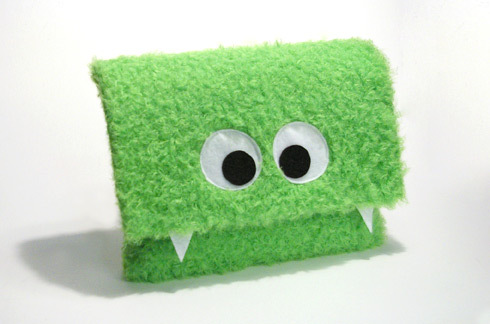 Green Monster Laptop Sleeves