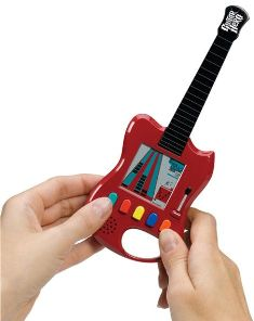 Guitar Hero goes Mini