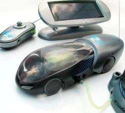 H2Go Fuel Cell Car