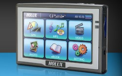Holux GPSmile 55