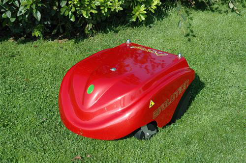 LawnBot robotic mower