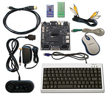 Hydra console dev kit