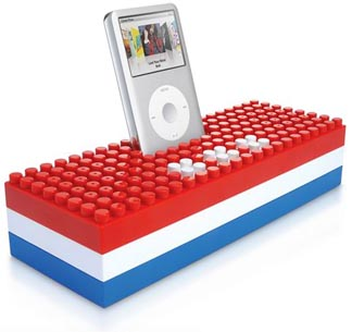 Lego MP3 dock