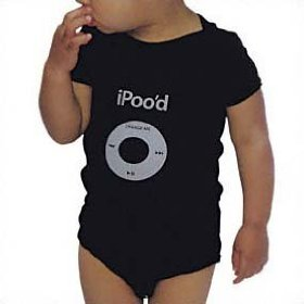 iPood Infant Creeper