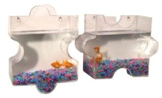 Jigsaw Fish bowl