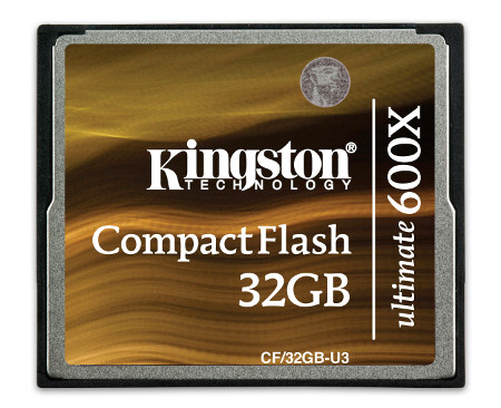 kingston compactflash