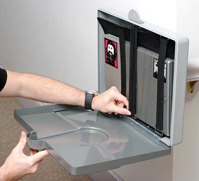 The Dorm Room Laptop Vault Safe