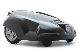 Husqvarna Solar-powered Robot Lawnmower