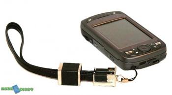 WirelessGround USB Leather Hand Strap