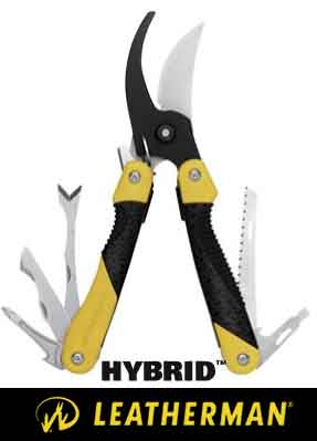 Leatherman hybrid