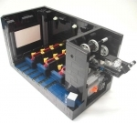 DIY: Lego Movie Theater Features Working Projector