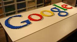 Google Lego Logo