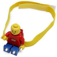 Lego Head Lamp Funny