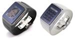 LG touchscreen watch phone
