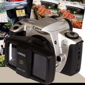 Loreo 3D Lens for SLRs