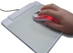 Battery Free Wireless Mouse